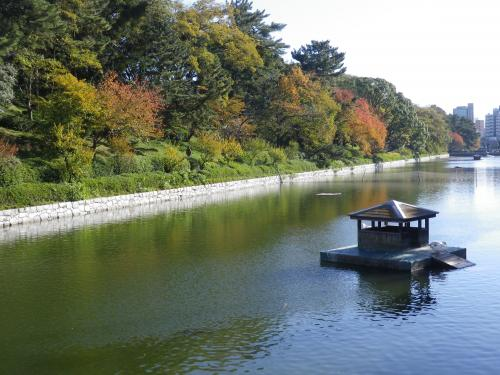 松山の史跡庭園「庚申庵」入園と城山公園(すごいもの博)