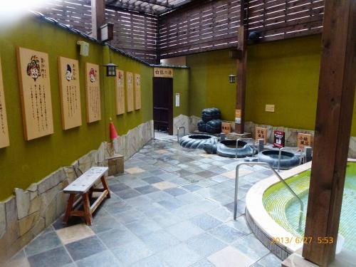 【宿泊レポ☆3】 出張ついでの…#9 (^^ゞ 湯田温泉の七福の湯があるホテルかめ福