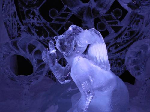 第8回全日本氷彫刻奥日光大会を満喫