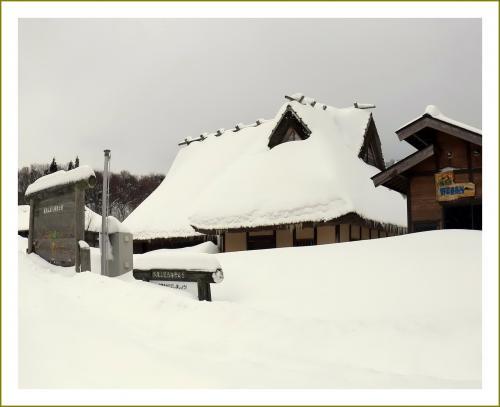 Solitary Journey [1322] 白銀の世界から…と言っても中国山地です。広島県で一番の豪雪地帯を走る♪<八幡高原>広島県北広島町