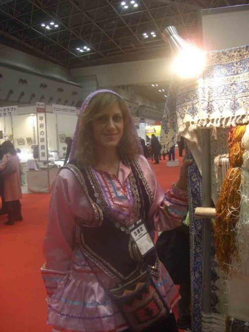 宝石ばかりじゃつまらない 国際宝飾展