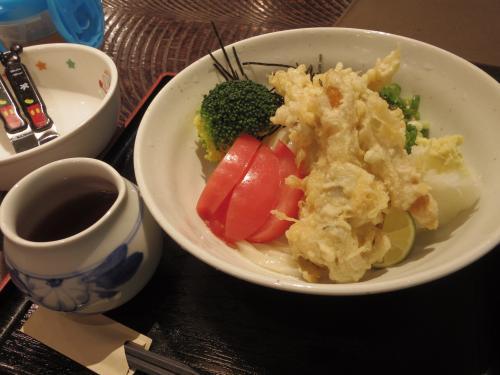 一人子連れで岡山&香川週末旅行:香川編
