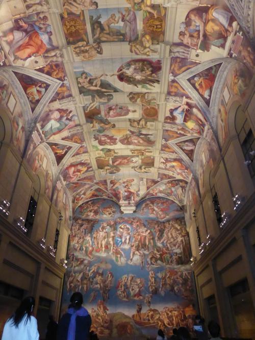 システィーナ礼拝堂の画像 p1_7