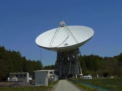 再びの野辺山宇宙観測所を観たい