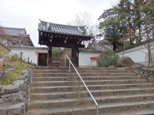 日本の旅 関西を歩く 京都市東山区東福寺(とうふくじ)塔頭(たっちゅう)周辺
