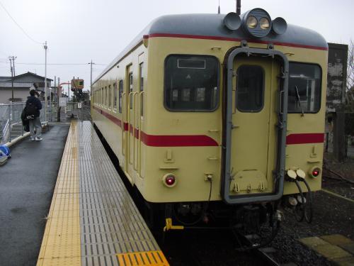 ☆赤い青春18きっぷの旅6☆ひたちなか海浜鉄道綴☆