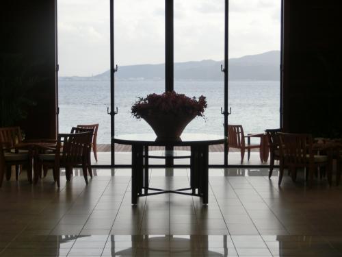 人生初の沖縄旅行② 「ザ・テラスクラブ アット ブセナ」