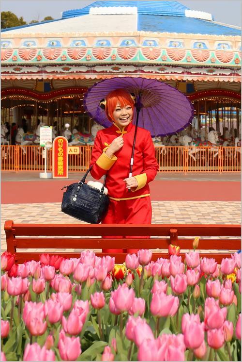 Solitary Journey [1353] まるで童話の世界、カラフルなコスプレイヤーがいっぱいでした~。<NEW レオマワールド!>香川県丸亀市