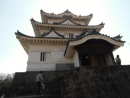 伊予宇和島 LCCX18切符で四国一周勝手気まま城跡訪問 宇和島城