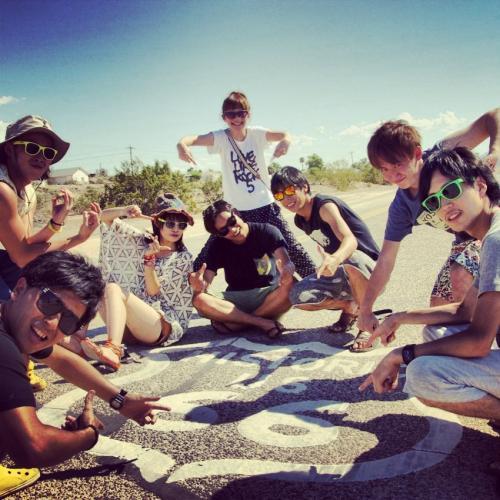 2013年、学生生活最後の夏休みを友人8人でキャンピングカーをレンタルし<br />アメリカ西海岸を縦断しました。<br />シアトルinロサンゼルスout!<br />16日間、総走行距離約4800km!<br />