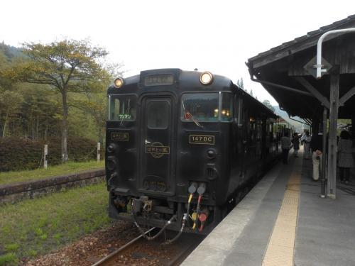 特急列車「はやとの風」に乗って~帰りは霧島温泉郷へ  ※鹿児島県霧島市