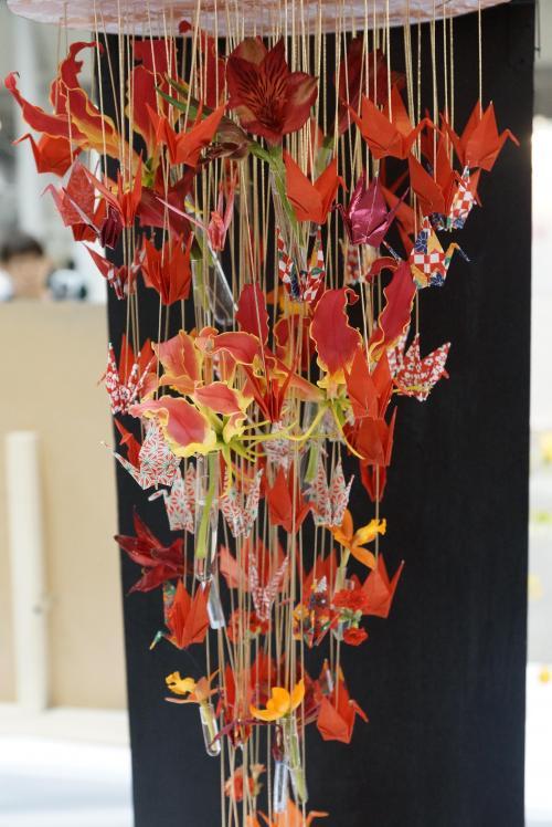フラワードリーム 2014 in 東京ビッグサイト 心の癒やしに。①