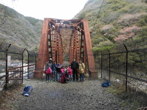 福知山線廃線跡三世代ハイキング