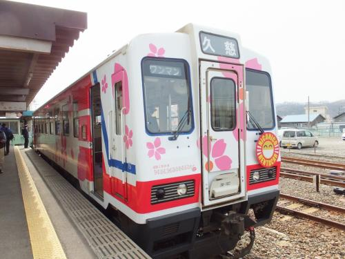 三陸鉄道北リアス線が全線運行再開になったんだよ(*'▽') 宮古~久慈編