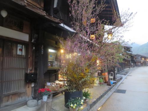中山道 馬籠宿と奈良井宿を散策