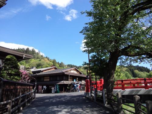 飛騨高山*街歩き~臥龍の湯~下呂温泉へ