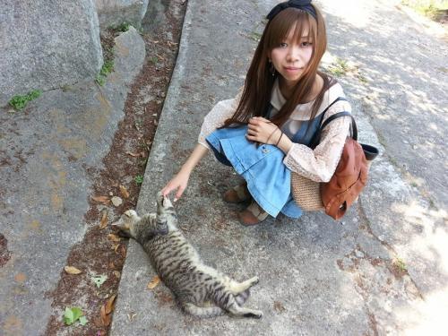 スピンオフ★姫さまの尾道散歩★にゃんこ仲良しストーリー♪