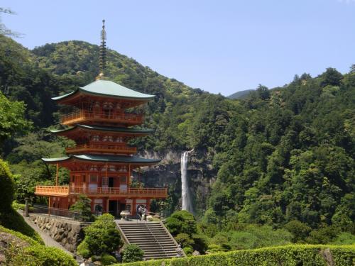 熊野三山かけ足ひとり旅 ② 紀伊勝浦