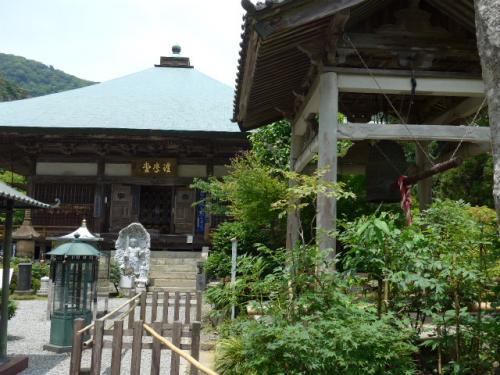 国東半島・両子寺に行きました