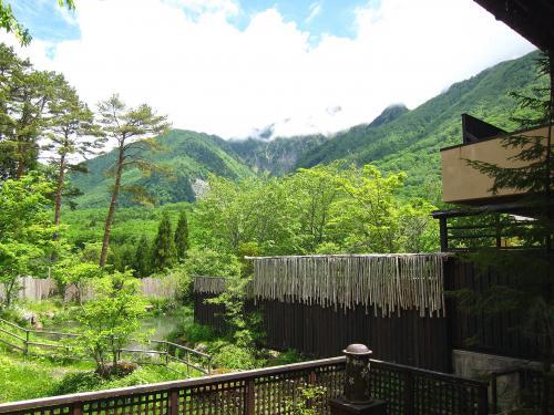 14年梅雨、家族で「匠の宿 深山桜庵」さんに泊まろう♪往路はマジでトホホだったよねぇ~(笑)