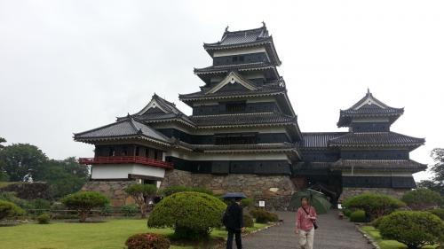2014年 長野県松本市 出張研修ついでの旅