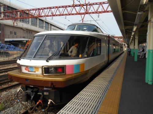 楽しい乗り物に乗ろう!  JR東日本 「NO.DO.KA」  ~長岡・新潟~