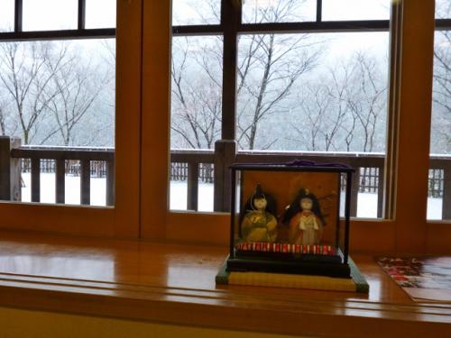 南国宮崎は、雪国であった(3)~カリコボーズの湯「ゆた~と」~