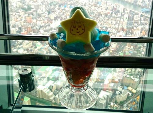 2014年7月 浅草四万六千日ほおずき市とスカイツリーの上から見た東京♪