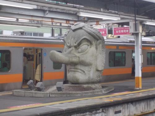 沈黙の「昇仙峡」!!