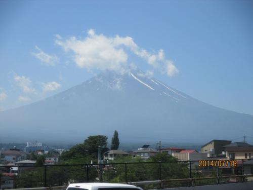 富士山登山&ウエスタン乗馬