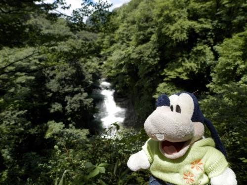 グーちゃん、南東北へ湯治に行く!(鳳鳴四十八滝を見ないなんて!編)