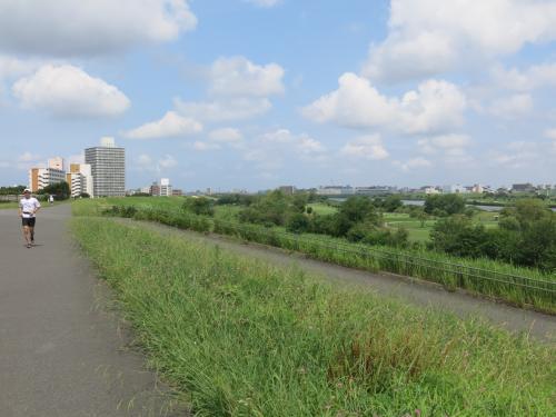 えきぽで散策@赤羽駅 ~夏空の荒川河川敷は開放感でいっぱい編~