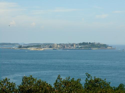 南知多町師崎から日間賀島へ その1