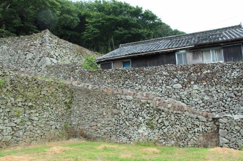 2014 愛媛の旅 1/8 石垣の里 外泊 (1日目)