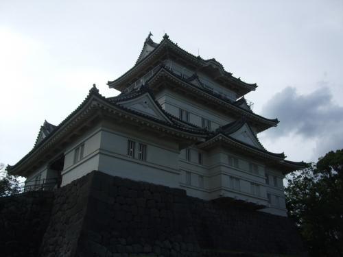 ふと思い立って小田原に 目的は小田原城とアジフライ