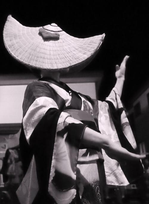 700年も続く・・・かがり火に浮かび上がる、妖美な盆踊り ~秋田県羽後町 西馬音内(にしもない)盆踊り~