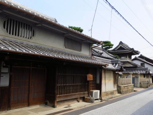 思いつきで訪ねる、紀州街道の貫く城下町・岸和田~和泉のむかし町をあるく~