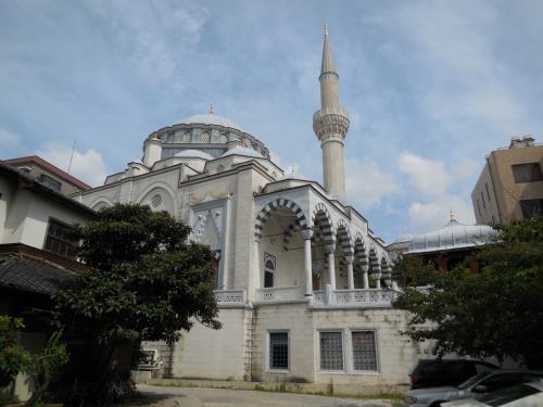 山手線で巡る海外旅行・東京ジャーミイに行ってイスタンブール気分に浸りました