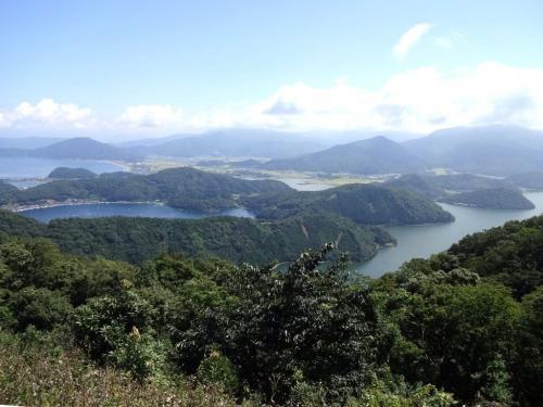 京都ー北陸を結ぶ要衝の地敦賀、そして世界的、科学的に貴重な三方五湖へ!