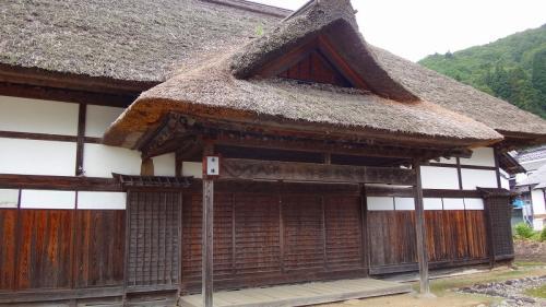 三陸鉄道乗車の旅(17) 南会津 大内宿 町並み展示館
