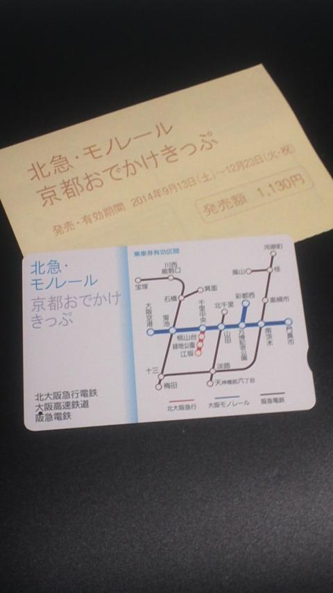 京都案内 日本の二大事件編&USJ...