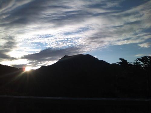 2014秋・日本第三位の高峰に登る旅