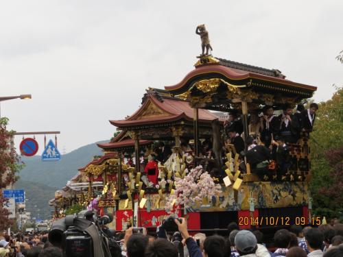 湖国三大祭・大津祭り「前編」