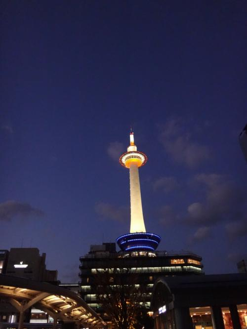 USJに行きました。折角だから京都、大阪観光も・・・10月28日