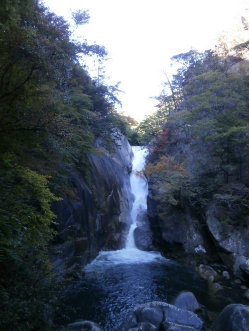 ムロたんファミリーが行く!秋の山梨、昇仙峡ドライブ旅行