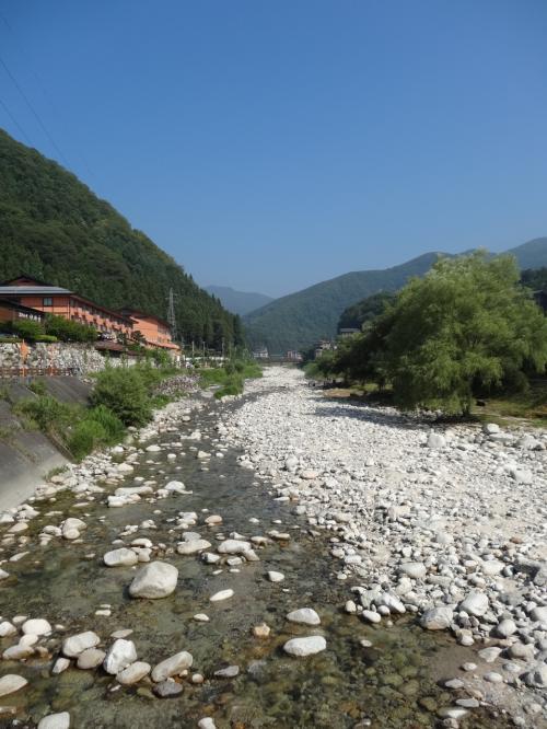昼神温泉_Hirugami Onsen 神話~戦国時代~昭和の復興!清流を擁する旧くて新しい温泉地