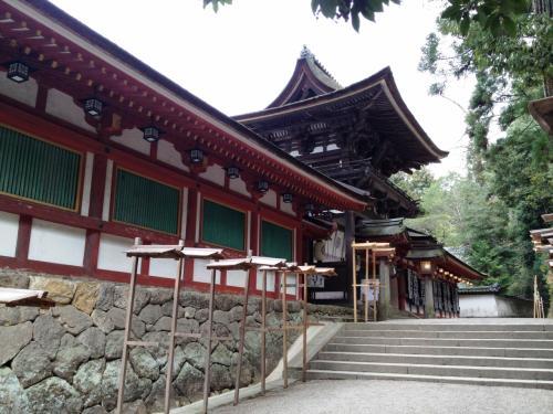 初詣と新春の明日香村を行く