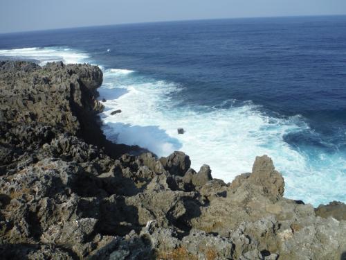 今年のお正月も沖縄へ4日間~3日目 古宇利島&辺戸岬
