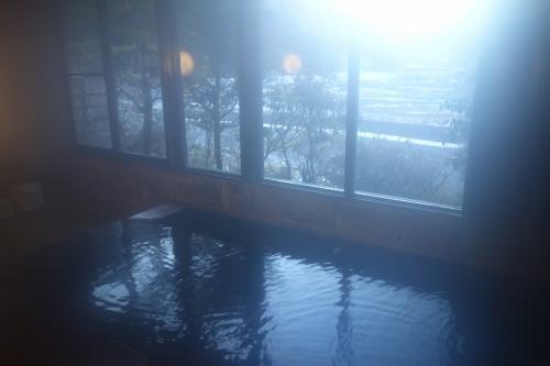 山梨 お正月湯治の旅 2015