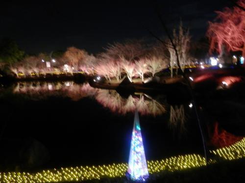 お正月は家族で長島温泉へ~♪